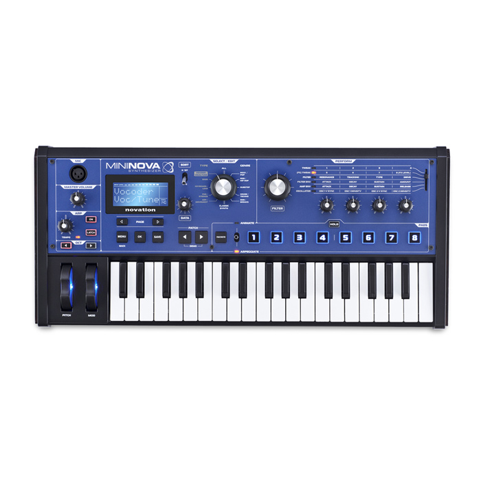 novation/miniNova