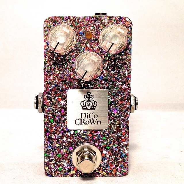 NICO CROWN/SPANGLE OVERDRIVE -Pink Ruby-【お取り寄せ商品】