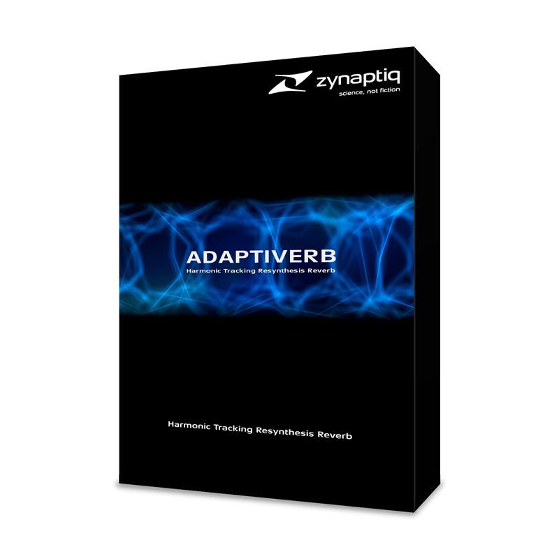 Zynaptiq/ADAPTIVERB【オンライン納品】