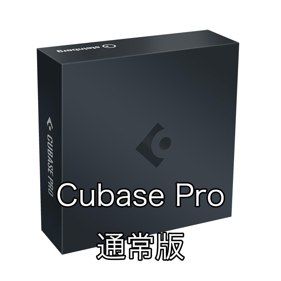 Steinberg/CUBASE PRO 9/R【在庫あり】【A.O.Mプラグインプレゼントキャンペーン】