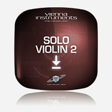Vienna Symphonic Library/VIENNA SOLO VIOLIN 2