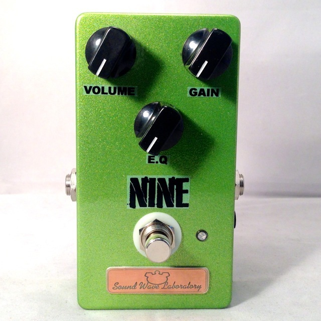 Sound Wave Lab/NINE【在庫あり】