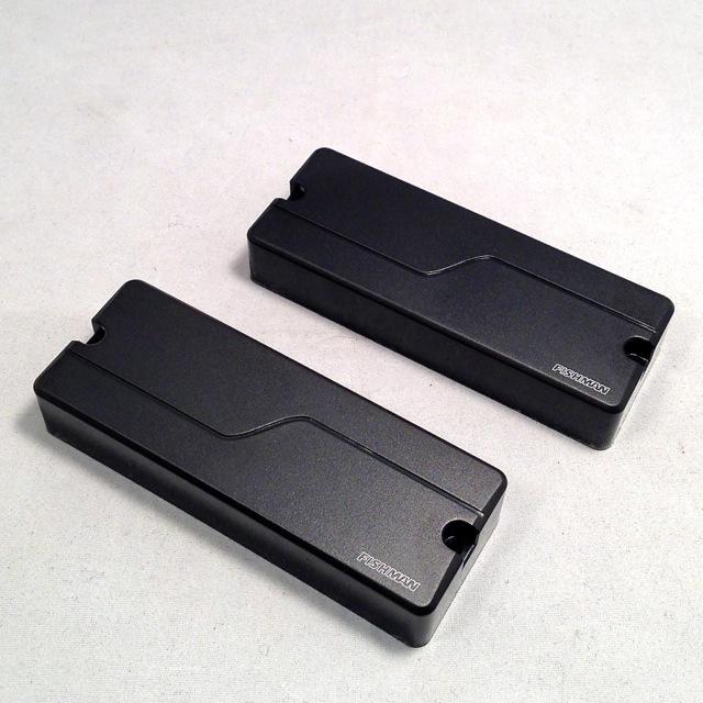 FISHMAN/Fluence Modern Humbucker SET 8Strings (Black Cover)【フィッシュマン】【アクティブ】【8弦用】【多弦】【在庫あり】