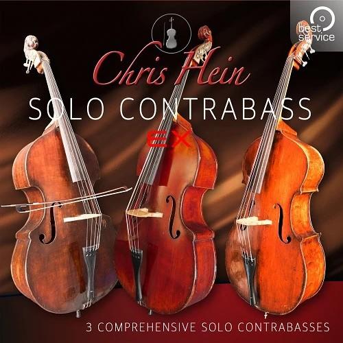 Best Service/CHRIS HEIN SOLO CONTRABASS【ダウンロード版】【オンライン納品】【在庫あり】