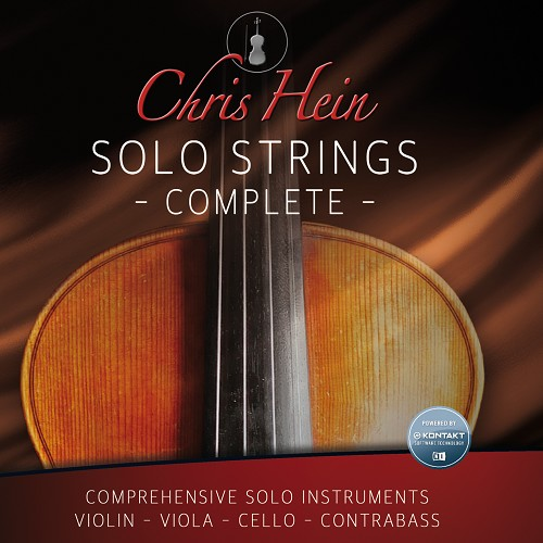Best Service/CHRIS HEIN SOLO STRINGS COMPLETE【ダウンロード版】【オンライン納品】【在庫あり】