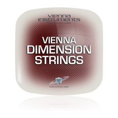 Vienna Symphonic Library/VIENNA DIMENSION STRINGS