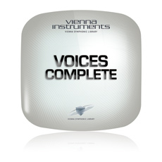 Vienna Symphonic Library/VIENNA VOICES COMPLETE