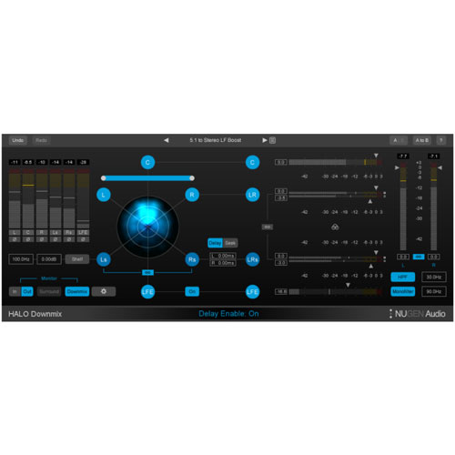 Nugen Audio/Halo Downmix【オンライン納品】