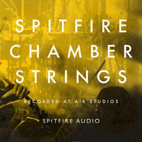 SPITFIRE AUDIO/SPITFIRE CHAMBER STRINGS【オンライン納品】