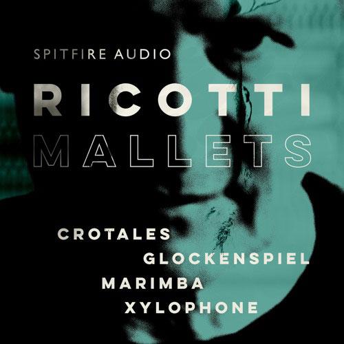 SPITFIRE AUDIO/RICOTTI MALLETS【オンライン納品】【在庫あり】