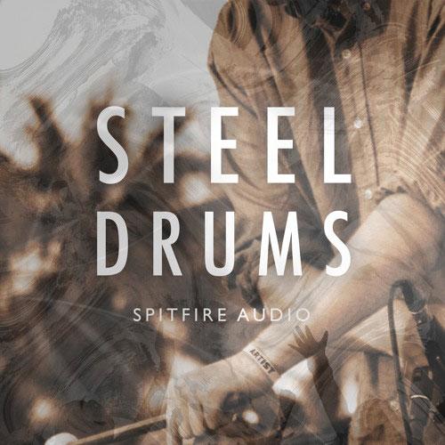 SPITFIRE AUDIO/STEEL DRUMS【オンライン納品】【在庫あり】