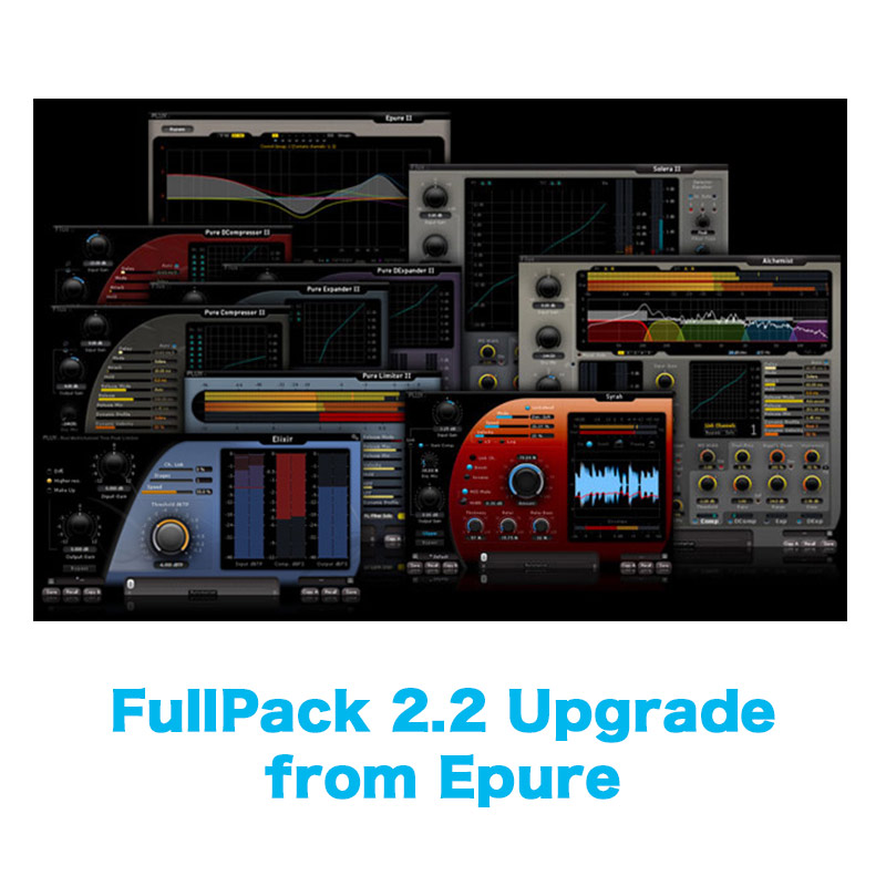 Flux::/FullPack 2.2 Upgrade from Epure【オンライン納品】