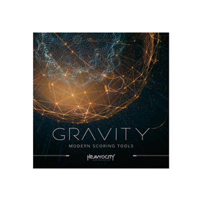 HEAVYOCITY/GRAVITY【オンライン納品】【在庫あり】
