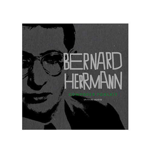 SPITFIRE AUDIO/BERNARD HERRMANN COMPOSER TOOLKIT【オンライン納品】【在庫あり】