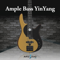 AMPLE SOUND/AMPLE BASS YINYANG III【~8/29 期間限定特価キャンペーン】【オンライン納品】【在庫あり】