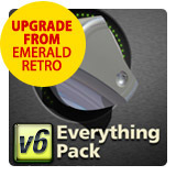 最も優遇 McDSP/Everything Pack Pack McDSP/Everything HD v6.4 from Emerald Pack HD HD v6 and Retro Pack HD v6, FILPRAIZ:484c5cc0 --- mokodusi.xyz
