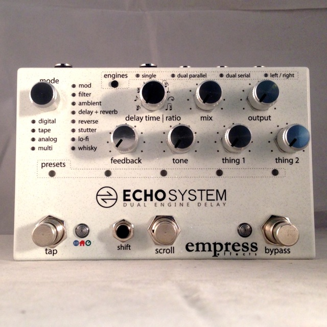 Empress Effects/Echosystem【お取り寄せ商品】