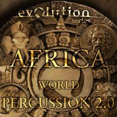 EVOLUTION SERIES/WORLD PERCUSSION 2.0 / AFRICA【オンライン納品】【在庫あり】