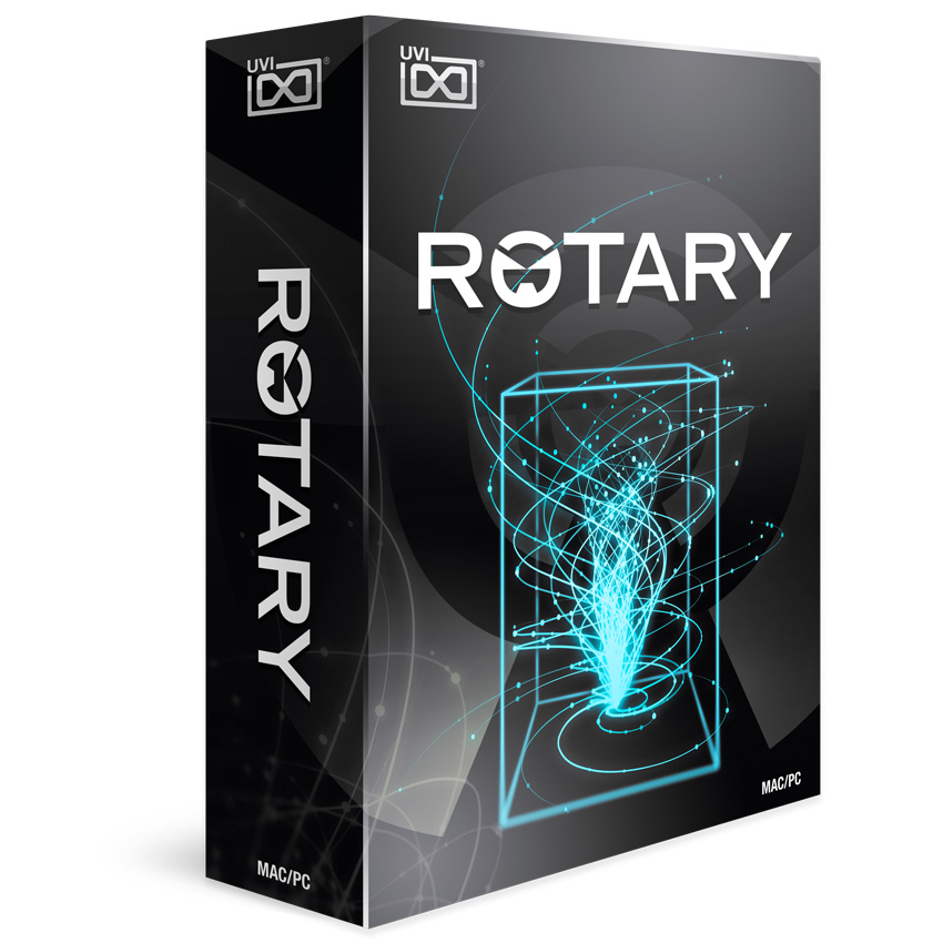 UVI/Rotary【オンライン納品】