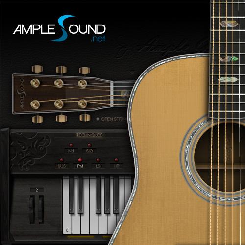 AMPLE SOUND/AMPLE GUITAR M III【オンライン納品】【在庫あり】