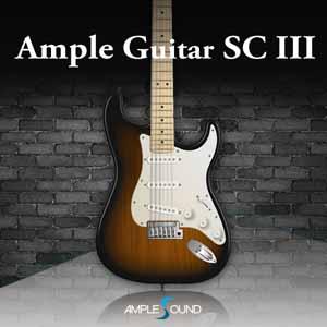 AMPLE SOUND/AMPLE GUITAR SC III【オンライン納品】【在庫あり】