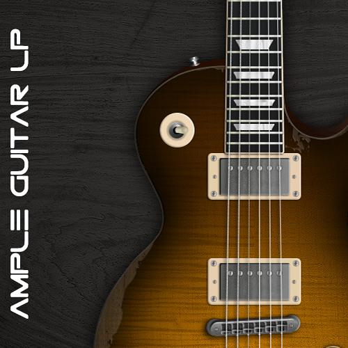 AMPLE SOUND/AMPLE GUITAR LP III【オンライン納品】【在庫あり】