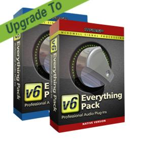 McDSP/Everything Pack HD v6.4 from Everything Pack HD v6【オンライン納品】