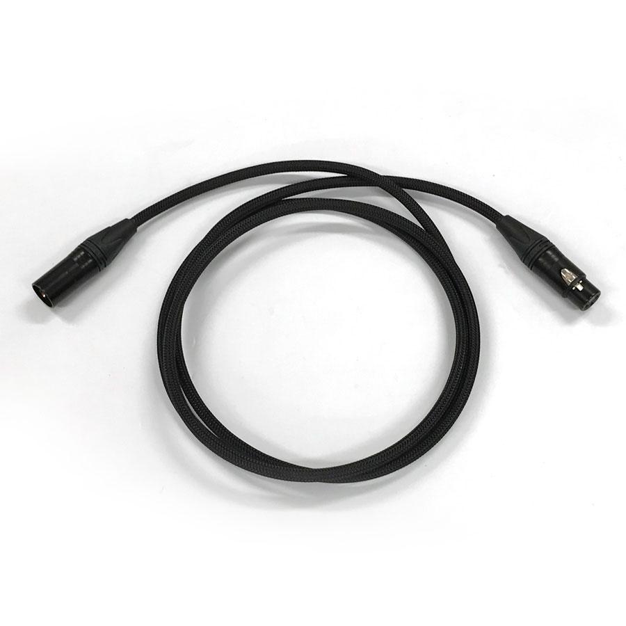 ACOUSTIC REVIVE/LINE-1.0X TripleC-FM-S(XLRM-XLRF) 3m