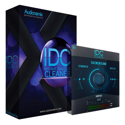 Audionamix/INSTANT DIALOGUE CLEANER【数量限定特価キャンペーン】【オンライン納品】【在庫あり】