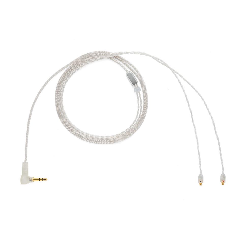 ALO Audio/Pure Silver Litz IEM Cable - MMCX - 4.4mm【ALO-3108】