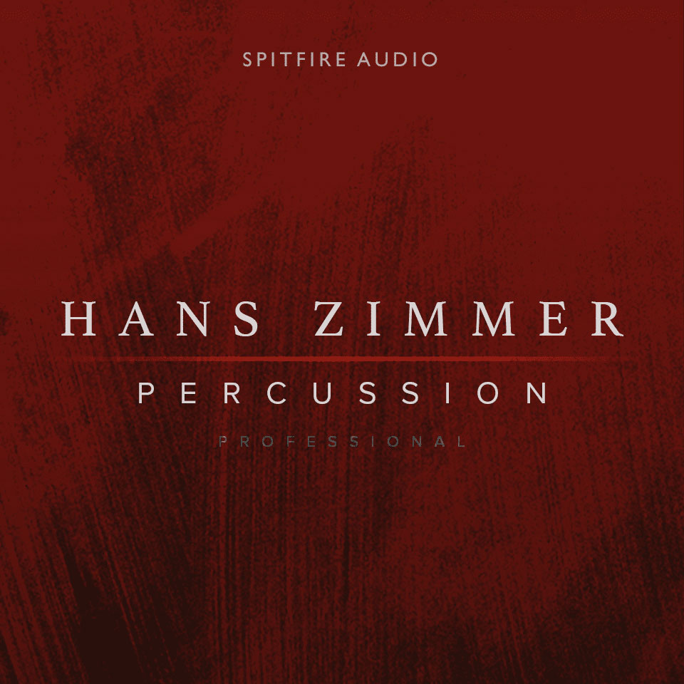 SPITFIRE AUDIO/HANS ZIMMER PERCUSSION PROFESSIONAL【オンライン納品】【在庫あり】