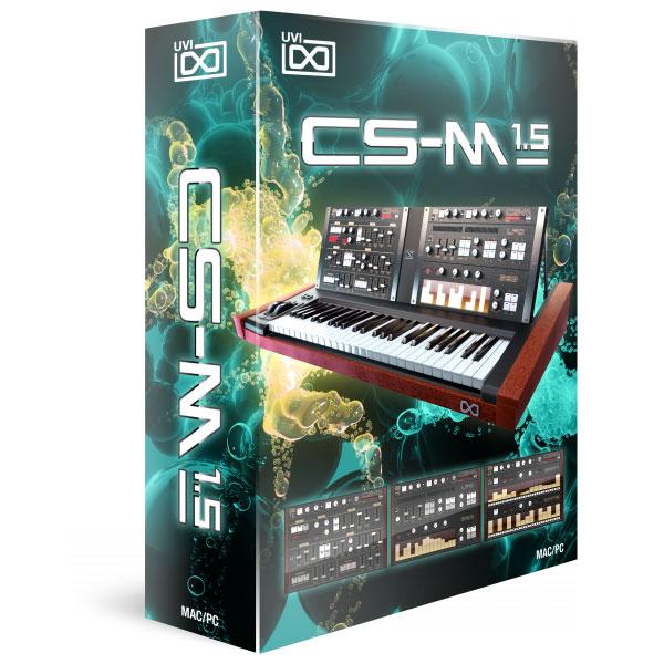 UVI/CS-M【オンライン納品】