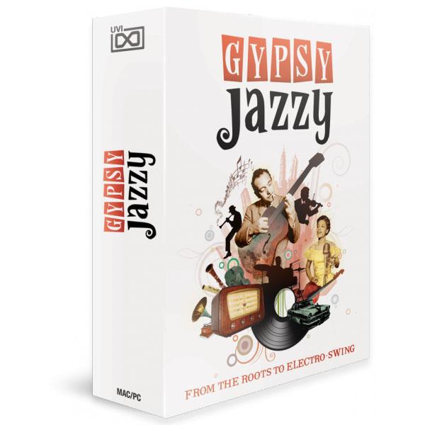 UVI/Gypsy Jazzy【オンライン納品】, コンコウチョウ:9e7523c5 --- anaphylaxisireland.ie