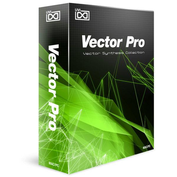 UVI/Vector Pro【オンライン納品...