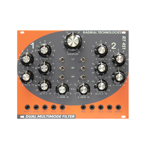 Radikal Technologies/RT-451 Dual Multimode Filter