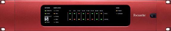 Focusrite/RedNet 5【フォーカスライト】【レッドネット】
