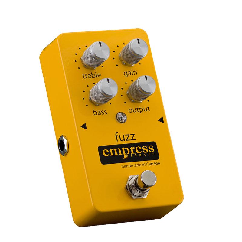 Empress Effects/FUZZ【Fuzz Guitar Pedal/ファズ】