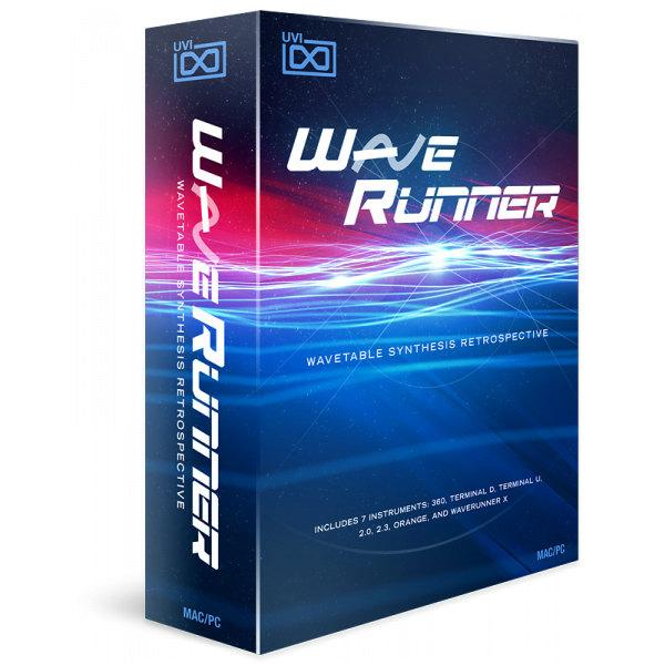 UVI/WaveRunner【オンライン納品】