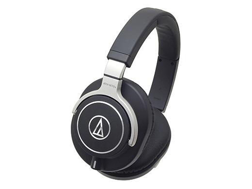 audio-technica/ATH-M70x【mimimamoヘッドホンカバー(Lサイズ、ブラック)プレゼント!】【在庫あり】