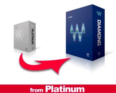 Waves/Diamond Upgrade from Platinum【オンライン納品】