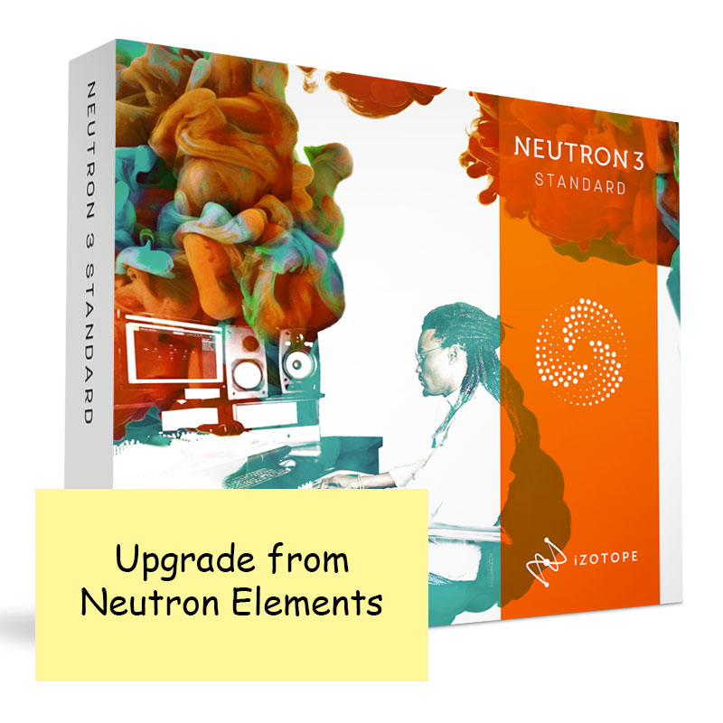 iZotope/Neutron 3 Upgrade from Neutron Elements【オンライン納品】