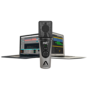 APOGEE/MiC Plus【在庫あり】