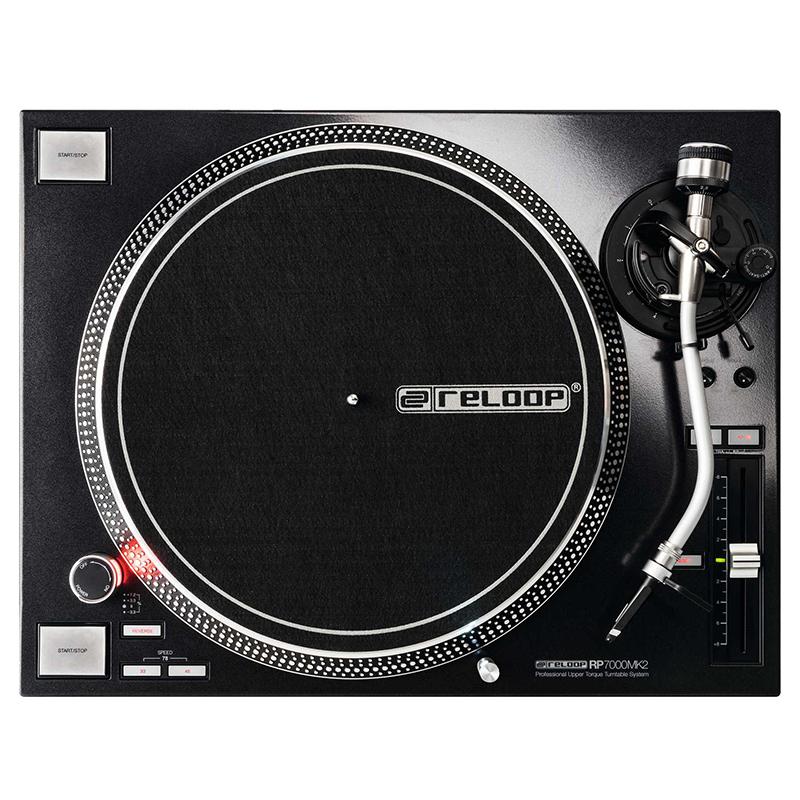 RELOOP/RP-7000 MK2 BLACK