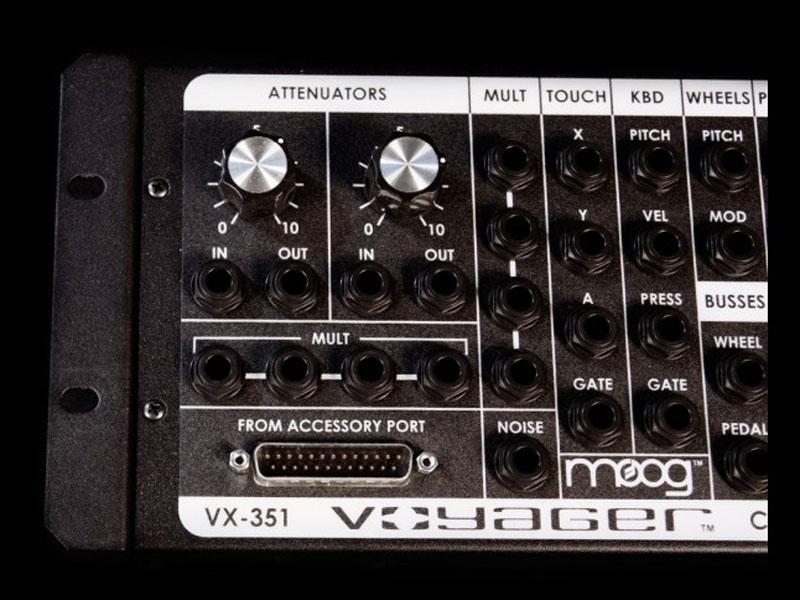 MOOG/RACK MOUNT KIT FOR VX-351 & CP-251