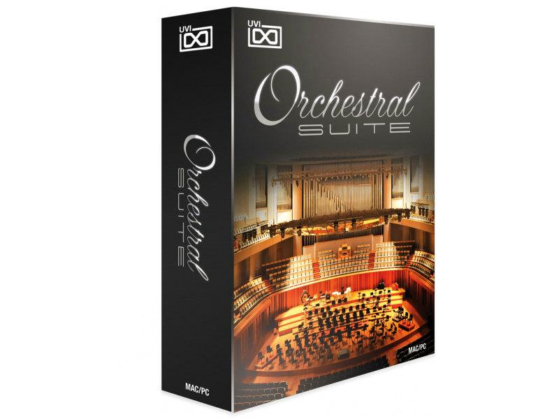 UVI/Orchestral Suite【数量限定特価キャンペーン】【オンライン納品】【在庫あり】