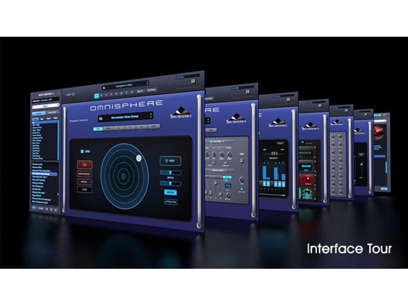 Spectrasonics/Omnisphere 2 USBインストーラー版【定番】【数量限定特価キャンペーン】【入荷待ち】