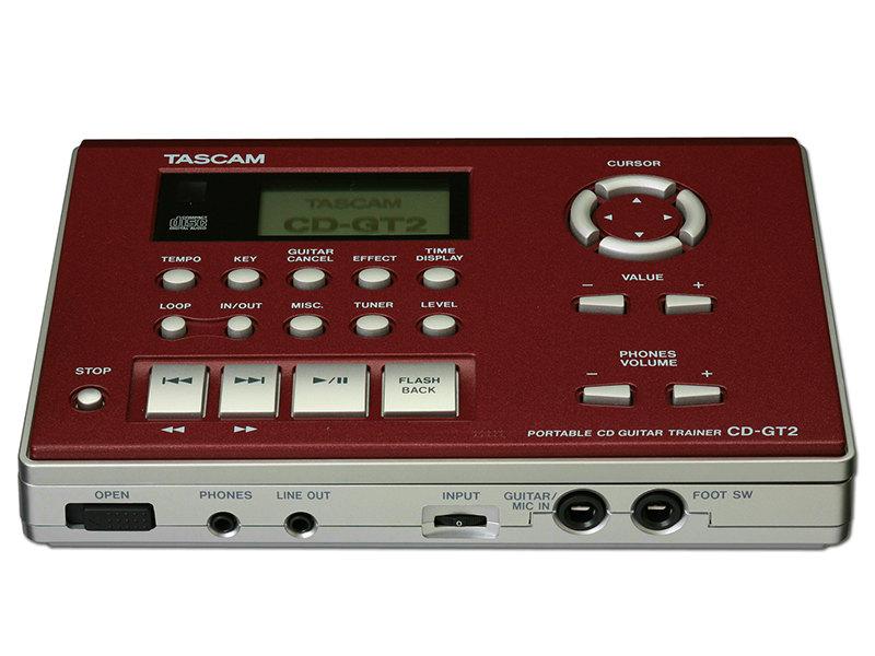 TASCAM/CD-GT2