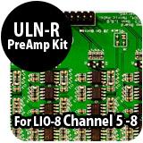 Metric Halo LIO-8/ULN-R Preamp for ch5-8 for LIO-8 Preamp self install, Tricolore [トリコローレ]:e898c7ba --- odigitria-palekh.ru