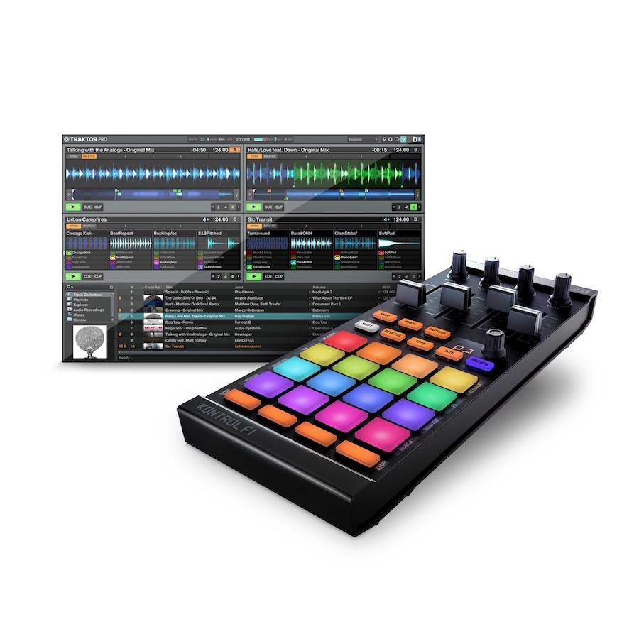 Native Instruments/TRAKTOR Kontrol F1