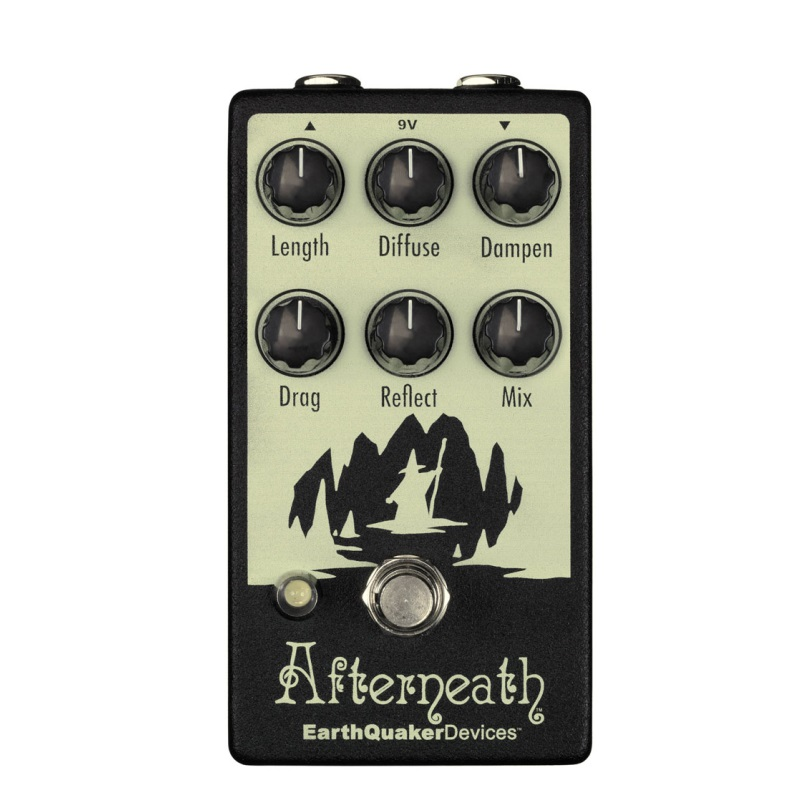 Earthquaker Devices アースクエカデバイセス/Afterneath アフターニース /アンビエント リバーブ